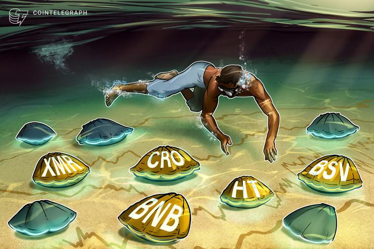 Top 5 Cryptos Not Named Bitcoin This Week (Mar 29): XMR, BNB, HT, CRO, BSV