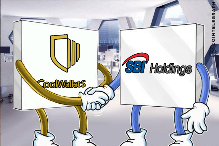 Japan's Finance Giant SBI Buys 40% Of Taiwanese Crypto Hardware Wallet Company