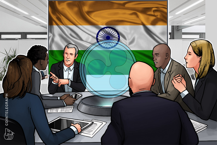 India's RBI Eyeing Own Crypto Is Sign of Potential Ban Reversal, Says Ripple Chief