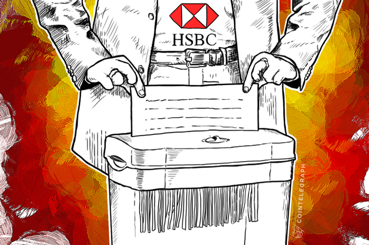 HSBC Closes Hedge Fund Management Company's Accounts: Possibly Due to Bitcoin