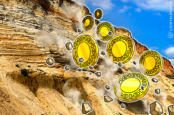 Crypto Market Update: Coins Down Across The Board After Brief Stint Of Green