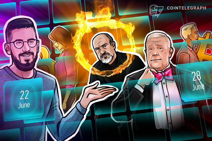 PayPal Crypto Rumors, RIP Wirecard, Telegram Settles: Hodler's Digest, June 22–28