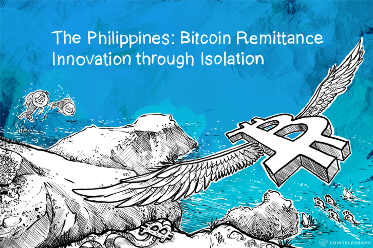 The Philippines: Bitcoin Remittance Innovation through Isolation