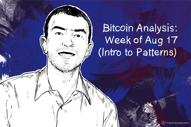 Bitcoin Analysis: Week of Aug 17 (Intro to Patterns)