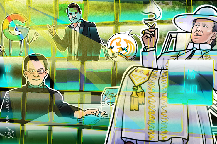 Hodler's Digest, June 10–16: Top Stories, Price Movements, Quotes and FUD of the Week