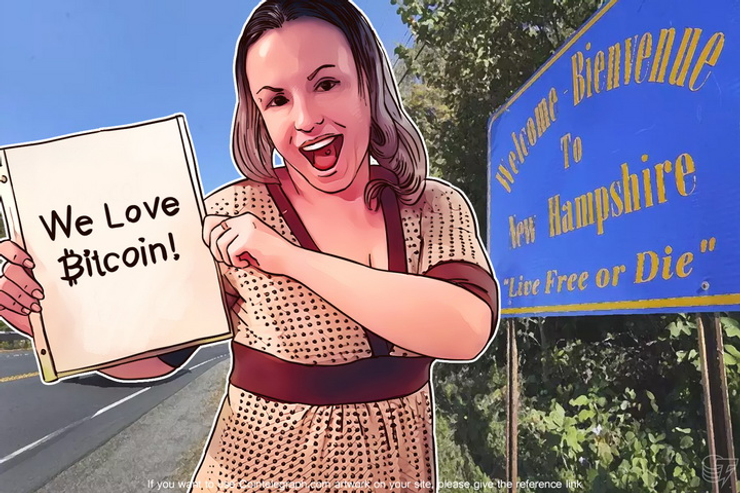 New Hampshire: The World's Most Bitcoin-Friendly Community