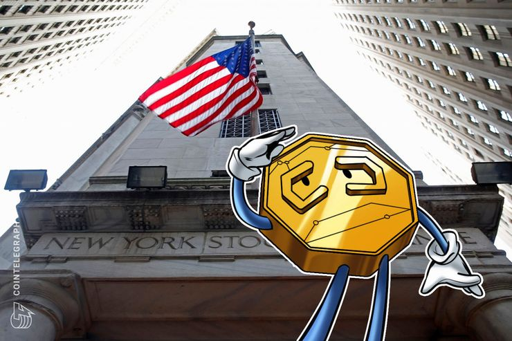 Intercontinental Stock Exchange parece expandir o feed de dados de criptomoeda