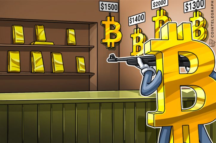 Gold Losing Safe Haven Status Due to Cryptocurrencies, Monetary Policy