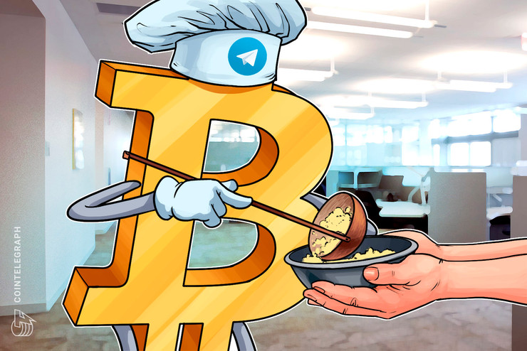Telegram CEO Donates 10 BTC to Charity Project in Russia