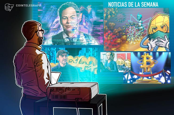 Top criptonoticias de la semana: Coronavirus, Domingo Sangriento, Max Keiser predice precio de Bitcoin y más
