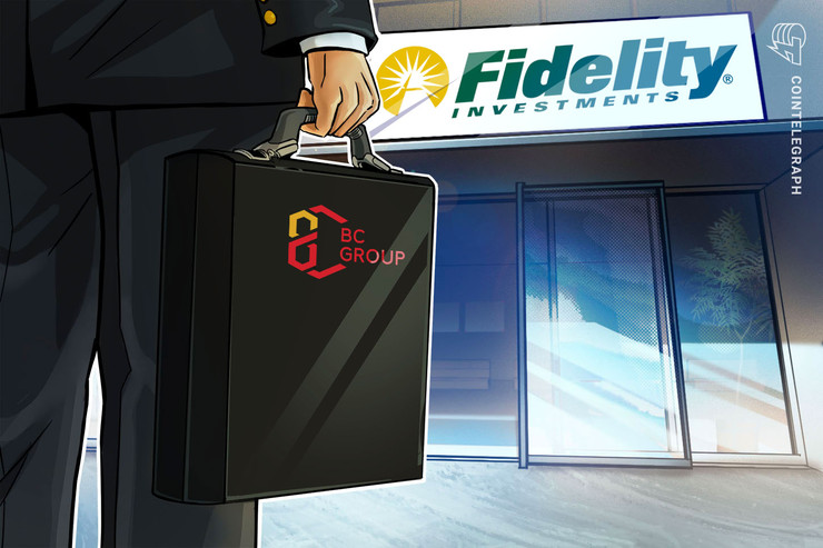 Fidelity International investiert in Honkonger Krypto-Firma BC Group