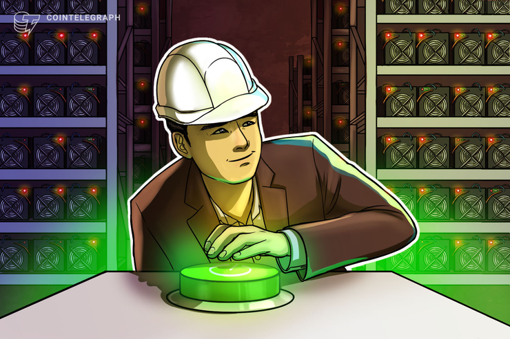 Study: China's BTC Miners Control 66% of Global Hash Rate