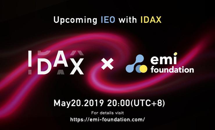 ビックデータとブロックチェーンを活用して医療業界に革命を起こす仮想通貨プロジェクト「EMI」が5月20日にIEOによる資金調達を開始