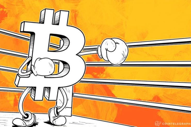Prvi MMA borac koji je plaćen u bitkoinima