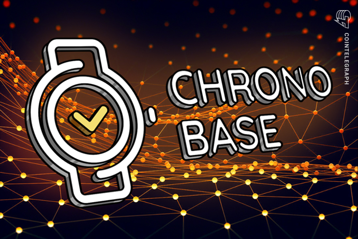 ChronoBase Will Run A Token Pre-Sale To Protect Your Watch With A Blockchain Technology