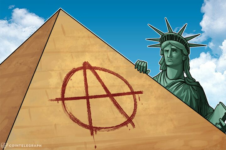 Larry Bates of BitLand: Bitcoin's Problems are Caused by Libertarian and Anarchist Rhetorics