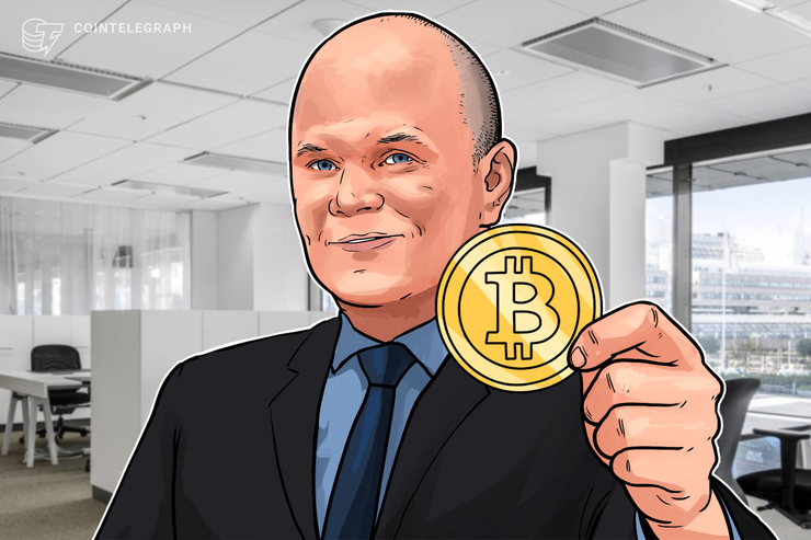 Mike Novogratz: Bitcoin Will Stabilize Between $10,000 and $14,000