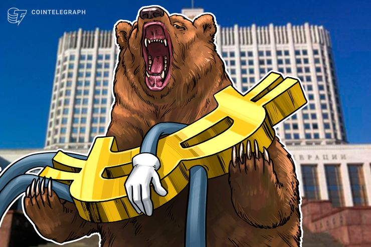 Primo ministro russo: il mercato ribassista non è una ragione per seppellire le criptovalute