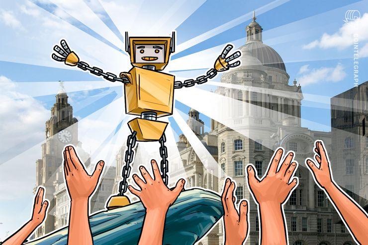 """Liverpool quer se tornar """"a primeira cidade amigável com o clima do mundo"""" usando o Blockchain Tech"""