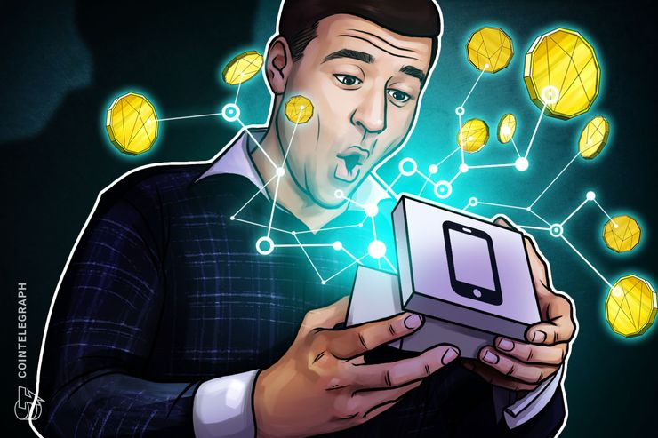 Digital Payments Firm Electroneum Launches Crypto-Mining Smartphone