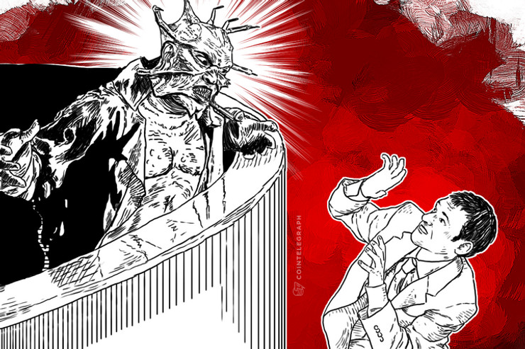 Tell Cointelegraph Your Banking Horror Stories by November 28 and win 3BTC!