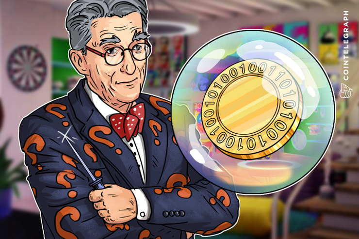 """""""Free Money Guy"""" Matthew Lesko Says Crypto Are Gamble, Scam"""