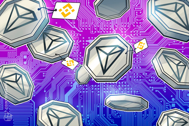 Binance Becomes Tron's Top 'Super Representative', Adds TRX Staking Support