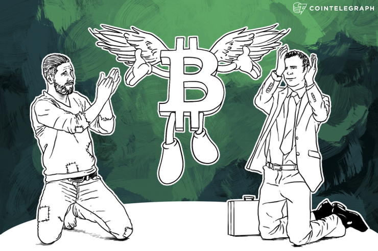 The Financial Needs of Banked and Unbanked Meet in Bitcoin