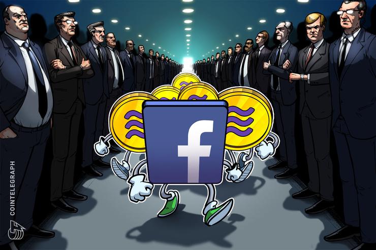 Primeiro dia das Audiências do Libra: Legisladores acham difícil confiar no Facebook