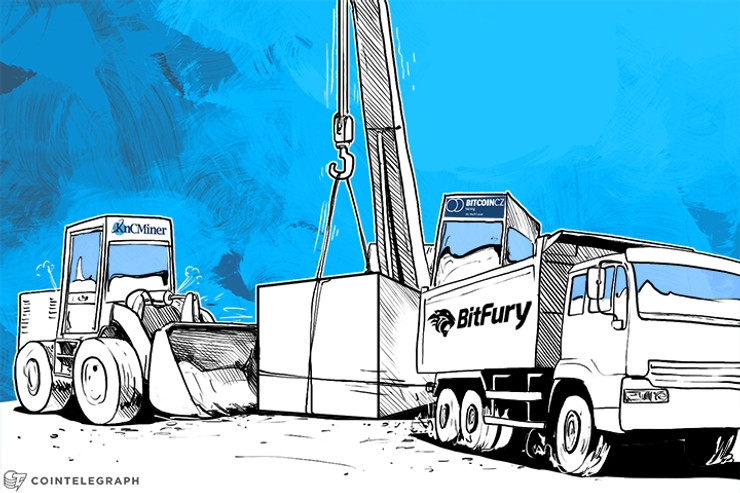 KnC Miner, Slush Pool & BitFury at Odds Over Block Size Increase