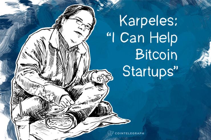 "Karpeles: ""I Can Help Bitcoin Startups"""