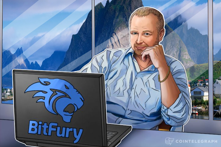 Blockchain Tech Provider Bitfury Gains Government Approval For $35 Mln Norway Datacenter