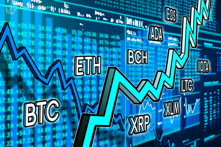 Bitcoin, Ethereum, Bitcoin Cash, Ripple, Stellar, Litecoin, Cardano, IOTA, EOS: Price Analysis, May 15