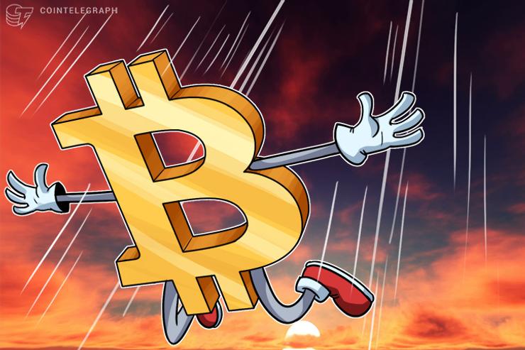Bitcoin scende sotto quota 9.000$, gli altcoin perdono il 16% a causa delle ultime normative