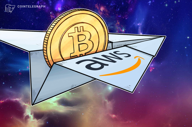 Amazon lança a Amazon Managed Blockchain