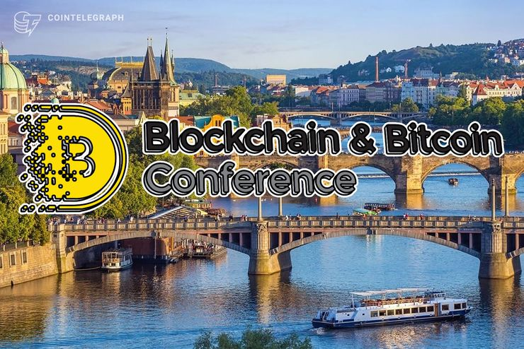 Annual Blockchain & Bitcoin Conference Prague by Smile-Expo Will Once Again Take Place in the Czech Republic