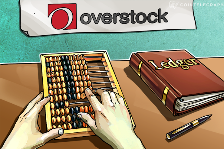 Retail Giant Overstock Sets to Offer Securities in Blockchain Ledger