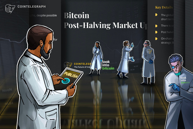 Cointelegraph Research: Bitcoin Still Outperforms Stocks After Halving