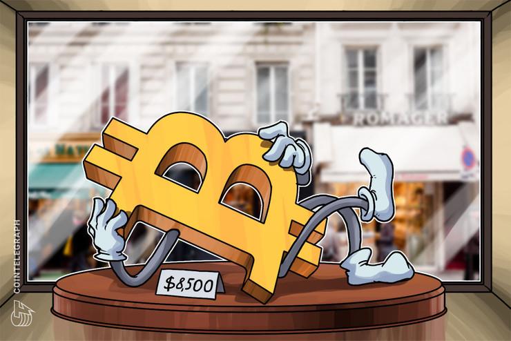 Bitcoin Closes Above $8.5K as Dr. Doom Says Traders Want 'Miracles'
