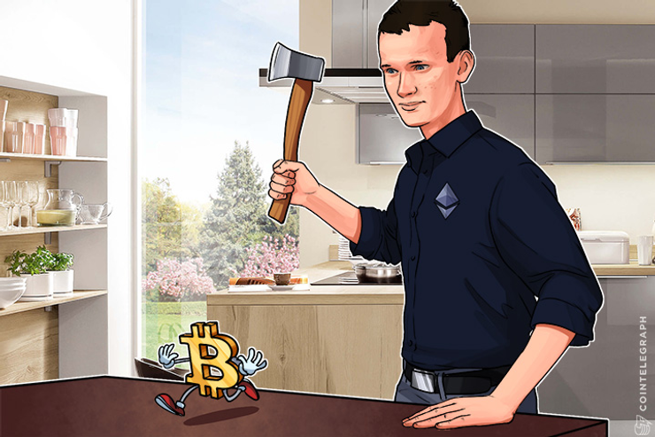 Vitalik Buterin: Bitcoin More Likely Than Ethereum to Split in 2017