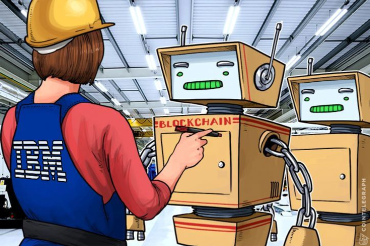 IBM Reveals Blockchain Computer 'Smaller Than Grain Of Salt' To Track Objects, Devices