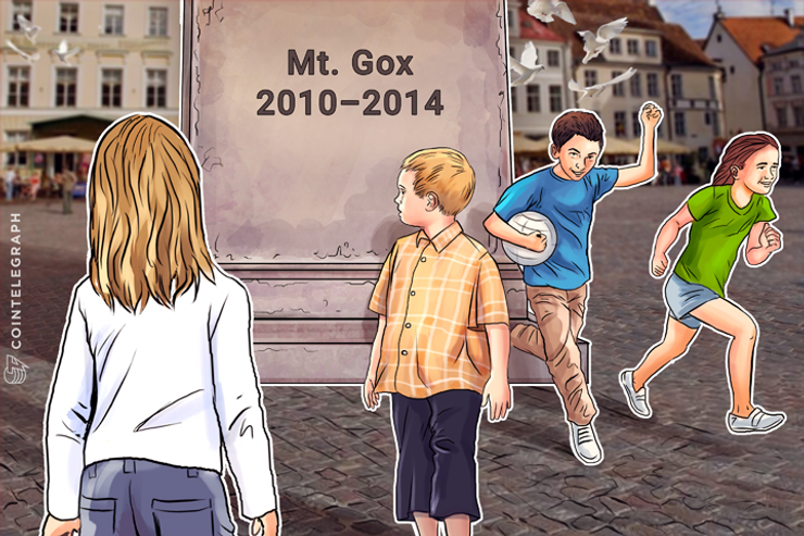 The Mess That Was Mt. Gox: Four Years On