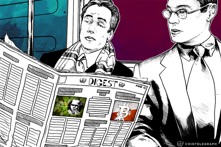MAR 12 DIGEST – Coinbase joins powerful Internet Assoc, Coinapult teams up with Factom