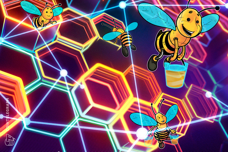 Oracle and World Bee Project to Track Honey Sustainability on Blockchain