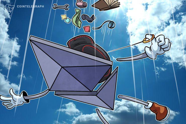 Kryptowährungsmärkte fallen: Ethereum erreicht neue Tiefststände