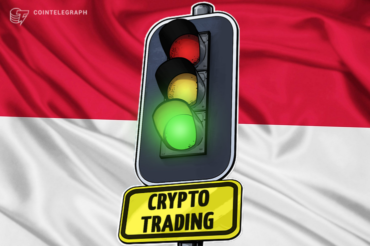 Criptovalute considerate delle commodity dalla borsa indonesiana
