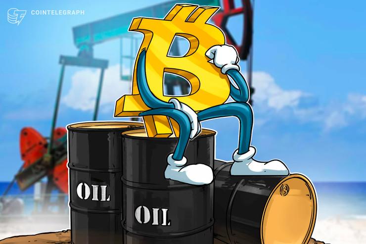Bitcoin testa il supporto a 6.800$; analisti prevedono che anche il Brent andrà in negativo