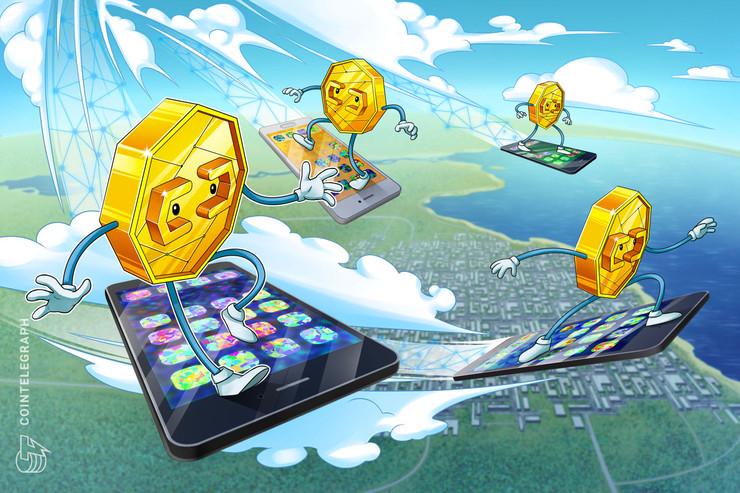 ストームX、仮想通貨リワードアプリをiOS、アンドロイドで提供開始|ビットコインやETH最大40%のキャッシュバックも