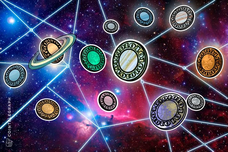 Baidu rilascia un gioco sullo spazio basato su tecnologia blockchain