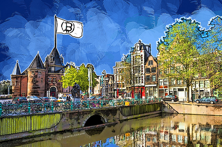 The Amsterdam Bitcoin Embassy: 'A Screen Against the Foundation'